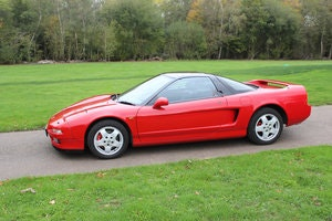 Picture of HONDA NSX COUPE MANUAL (1991) For Sale