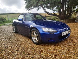 2003 S 2000 Extremly Low Miles SOLD (picture 1 of 12)