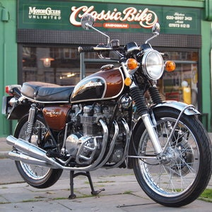 Picture of 1974 Honda CB500 Four K1 SOHC Model, Very Original, Must See. SOLD