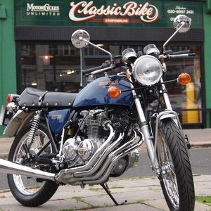 Picture of 1977 Honda CB400 Four: UK Bike, Cost Thousands To Build. SOLD