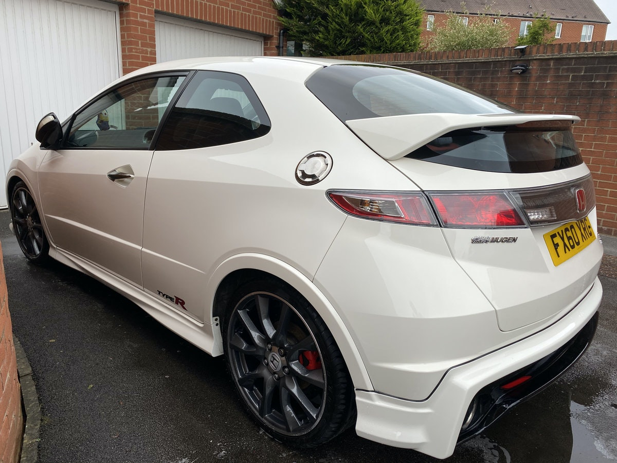 2010 N.182 of 200 Mugen Honda Civic Type R For Sale (picture 6 of 6)