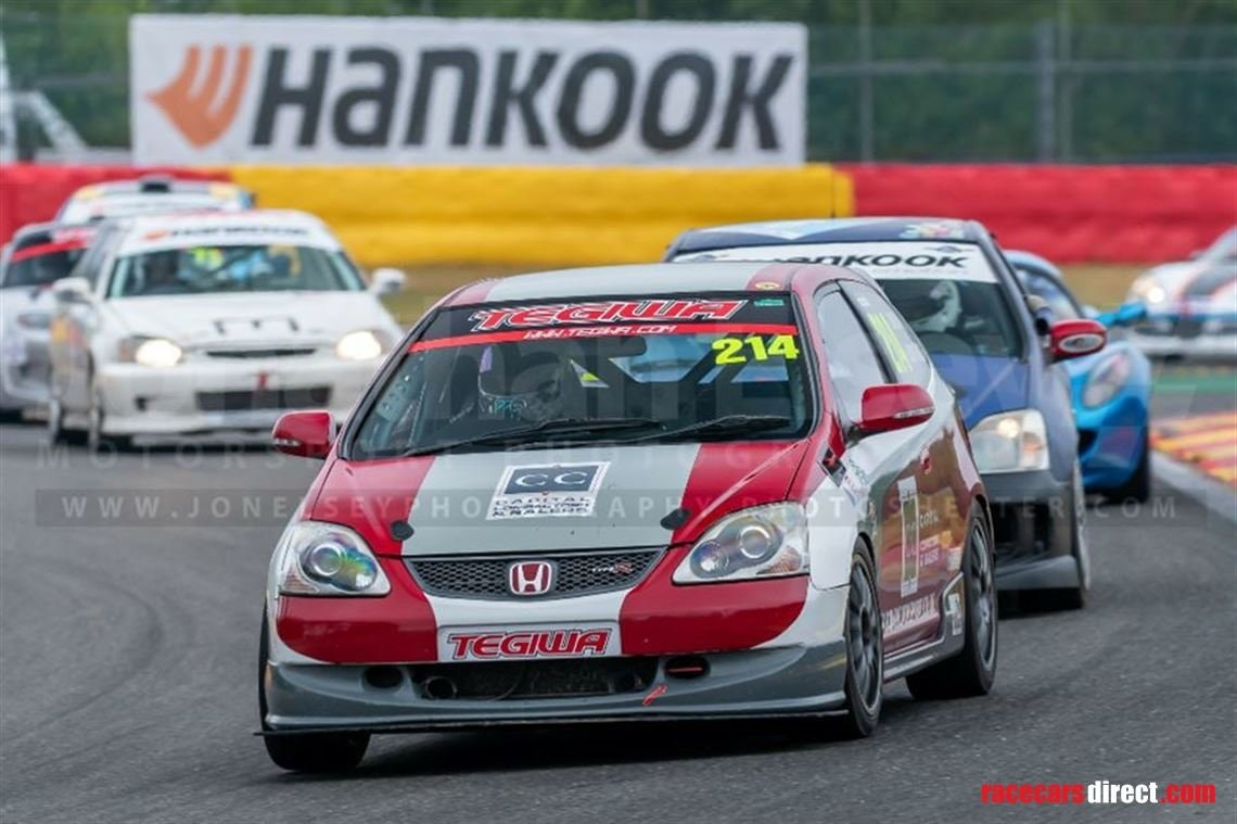 2003 Honda Civic EP3 Type R Endurance Car For Sale (picture 2 of 4)