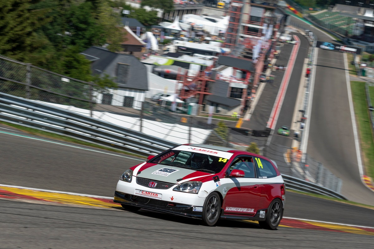 2003 Honda Civic EP3 Type R Endurance Car For Sale (picture 3 of 4)