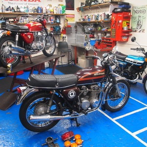 Picture of 1979 Honda CB550 K3 Four Classic, RESERVED FOR TOBY. SOLD