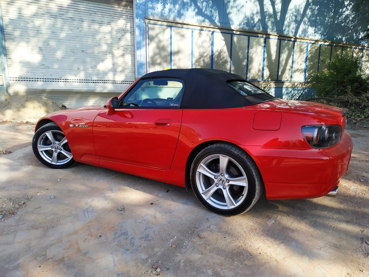 2009 Honda S2000, 2 owners full history,CLEAN For Sale (picture 1 of 6)