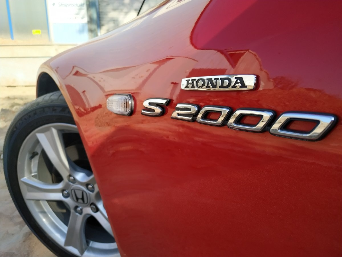 2009 Honda S2000, 2 owners full history,CLEAN For Sale (picture 4 of 6)