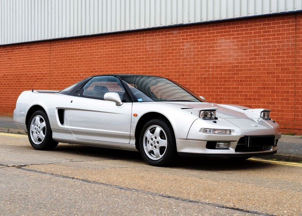 1991 Honda NSX SOLD by Auction (picture 1 of 6)