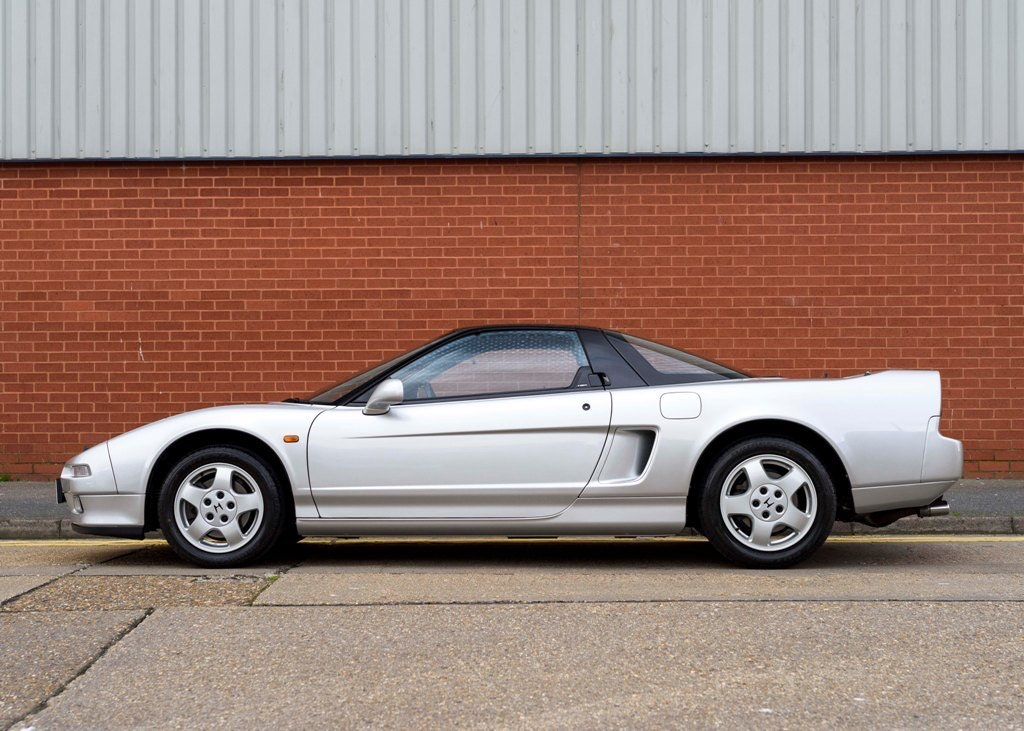1991 Honda NSX SOLD by Auction (picture 2 of 6)