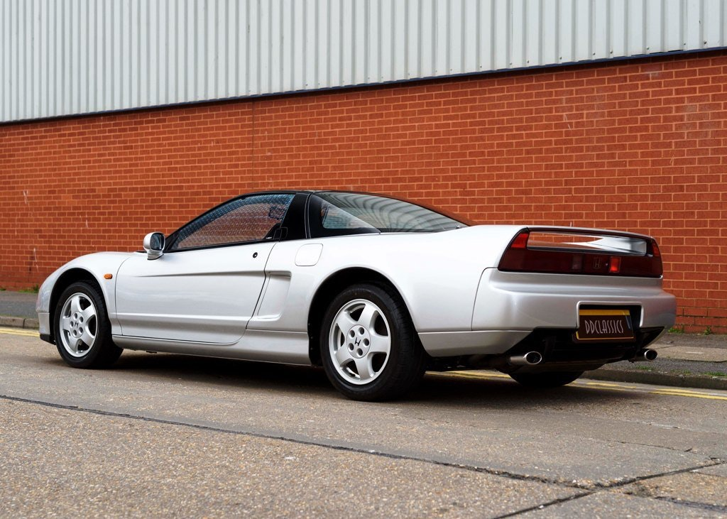 1991 Honda NSX SOLD by Auction (picture 3 of 6)