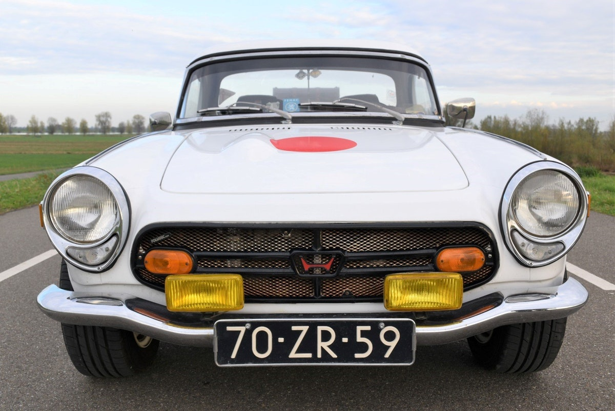 1968 Honda S800 convertible For Sale (picture 2 of 6)