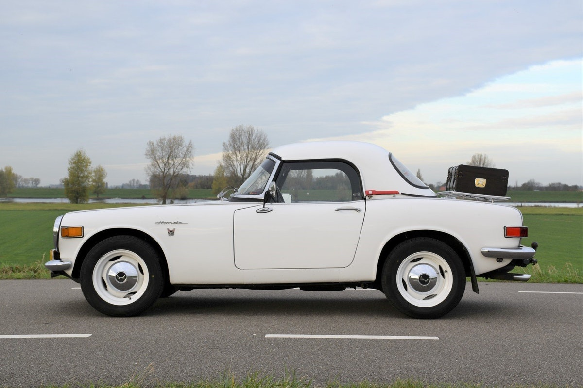 1968 Honda S800 convertible For Sale (picture 3 of 6)