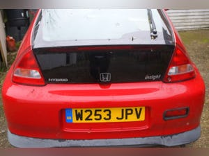 Honda insight first generation 2000 hybrid SOLD (picture 5 of 6)