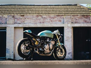 2005 Custom Honda CB600 Cafe Racer - Warranty/Finance/Delivery For Sale (picture 2 of 12)