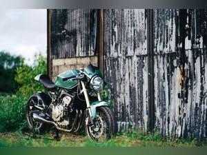 2005 Custom Honda CB600 Cafe Racer - Warranty/Finance/Delivery For Sale (picture 3 of 12)