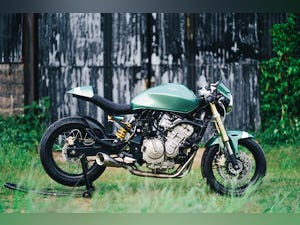2005 Custom Honda CB600 Cafe Racer - Warranty/Finance/Delivery For Sale (picture 4 of 12)