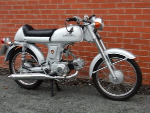 Picture of Honda SS50E Super Sport Cafe Racer 49cc  1967 For Sale