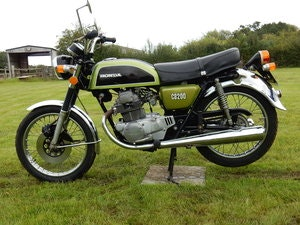 Picture of Honda CB200  197cc  1977 For Sale