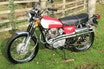 Honda CL350 CL 350 K5 1972 Low mileage totally untouched and