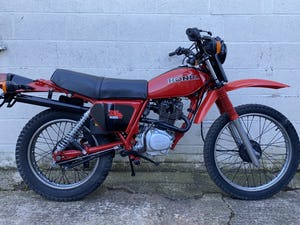 1981 HONDA XL 185 CLASSIC TRAIL ENDURO ONE OWNER! £3995 PX TL 125 For Sale (picture 2 of 8)