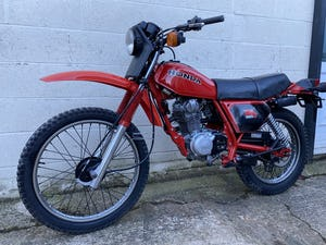 1981 HONDA XL 185 CLASSIC TRAIL ENDURO ONE OWNER! £3995 PX TL 125 For Sale (picture 5 of 8)