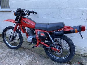 1981 HONDA XL 185 CLASSIC TRAIL ENDURO ONE OWNER! £3995 PX TL 125 For Sale (picture 7 of 8)