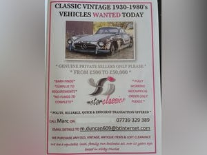 1988 HONDA PRELUDE'S WANTED MK1 & MK11 ~ COLLECTED WITHIN 72HRS! (picture 1 of 6)