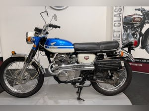 Honda CL 350 1969 For Sale (picture 2 of 12)