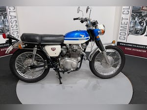 Honda CL 350 1969 For Sale (picture 9 of 12)