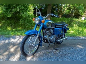 1972 Honda CD175 Like New Condition! For Sale (picture 3 of 6)