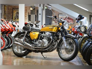 1972 HONDA CB750 Four K2 STUNNING EXAMPLE For Sale (picture 1 of 19)