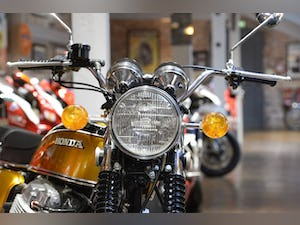 1972 HONDA CB750 Four K2 STUNNING EXAMPLE For Sale (picture 10 of 19)
