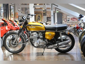 1972 HONDA CB750 Four K2 STUNNING EXAMPLE For Sale (picture 17 of 19)