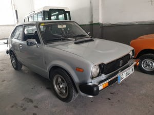 1978 Honda Civic 1.3 LHD SB2 For Sale (picture 1 of 4)