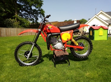 Picture of 1979 Honda CR250R Elsinore-Red Rocket For Sale