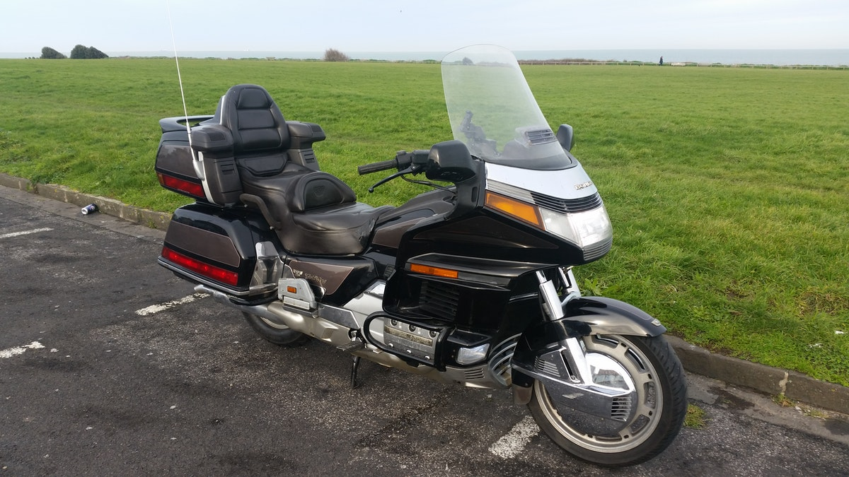 1993 Honda GL1500 Goldwing For Sale (picture 5 of 5)