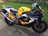 Honda CBR900RR  Fireblade RRY 929cc One Previous lady owner.