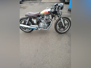 1981 Honda cb250n cafe racer For Sale (picture 6 of 7)