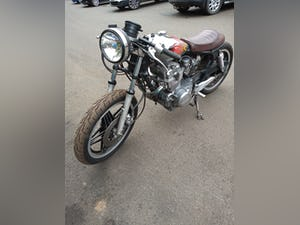 1981 Honda cb250n cafe racer For Sale (picture 7 of 7)