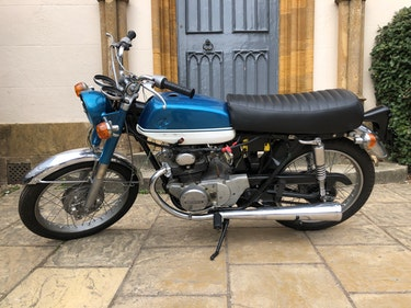 Picture of A 1971 Honda CB 175 - 30/06/2021 For Sale by Auction