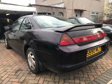 Picture of 1998 Honda Accord 2.0 I ES RARE COUPE MANUAL For Sale