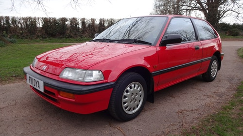 Picture of 1988 Honda civic 1.4 gl auto low mileage For Sale