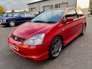 2003 03 HONDA CIVIC 2.0 TYPE-R EP3 200 BHP WITH JUST 49K MIL For Sale (picture 5 of 11)