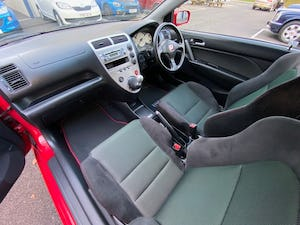 2003 03 HONDA CIVIC 2.0 TYPE-R EP3 200 BHP WITH JUST 49K MIL For Sale (picture 10 of 11)