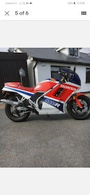 Picture of 1986 Honda VF1000R For Sale