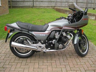 Picture of 1981 Honda CBX1000 Pro Link, Low Mileage UK bike. For Sale