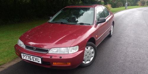 Picture of 1996 Honda Accord Coupe Auto 2.0iLS, 21k miles For Sale