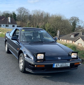 Picture of 1987 Honda Prelude 2DR A/T 4WS Sports Coupe Rare Car For Sale