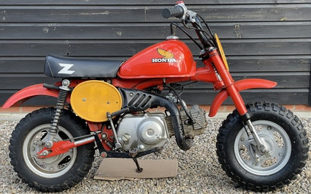 Picture of 1983 Used Honda Z50R *Fully Functional & Original!* For Sale