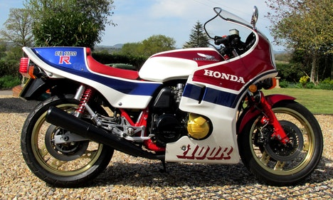 Picture of Stunning 1983 Honda CB1100R CB1100RD - NOW SOLD For Sale
