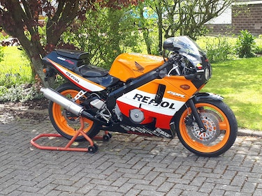 Picture of 1989 NC23 CBR400RR  1 mile since full restoration For Sale